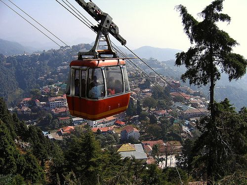 How to visit Mussoorie the queen of Hills in India