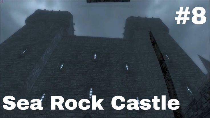 Sea Rock Castle (Darkend mod for Skyrim) #games #Skyrim #elderscrolls #BE3 #gaming #videogames #Concours #NGC
