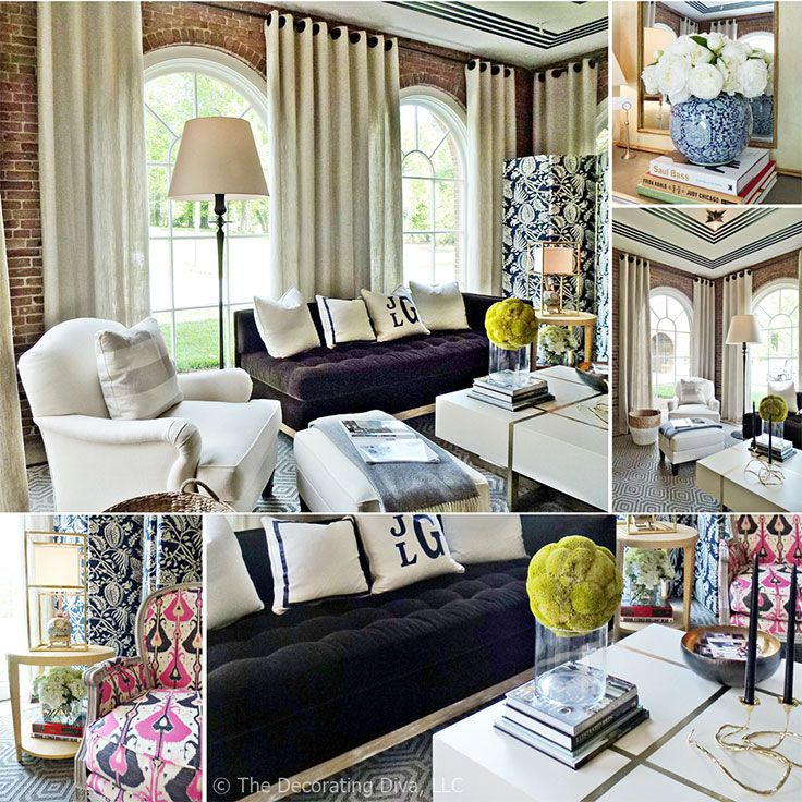 The Decorating Diva helps you get look