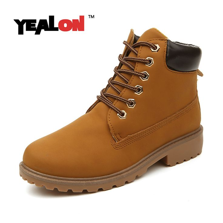 YEALON Hiking Boots For Men Waterproof Walking Climbing Trekking Boots Outdoor Sneakers Women Shoes Coogee Sport Shoes Lovers  #Affiliate