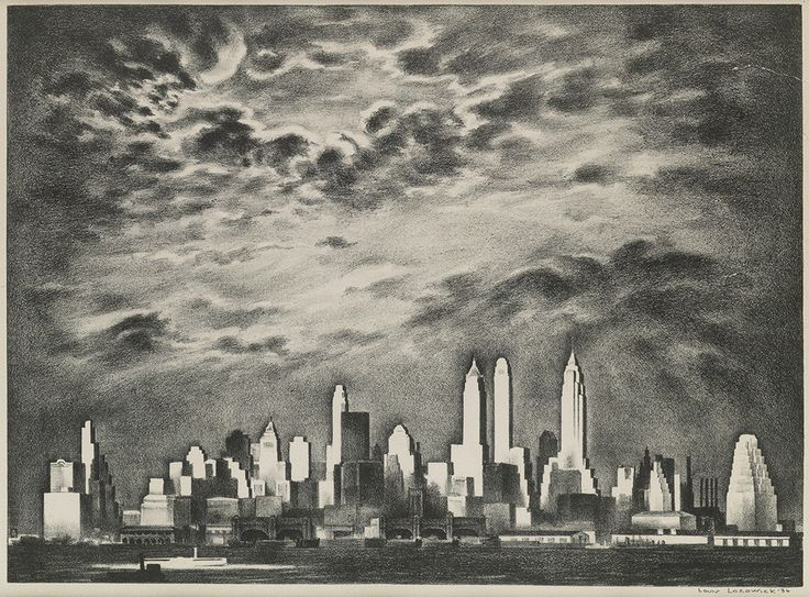 Storm Over Manhattan (1935)