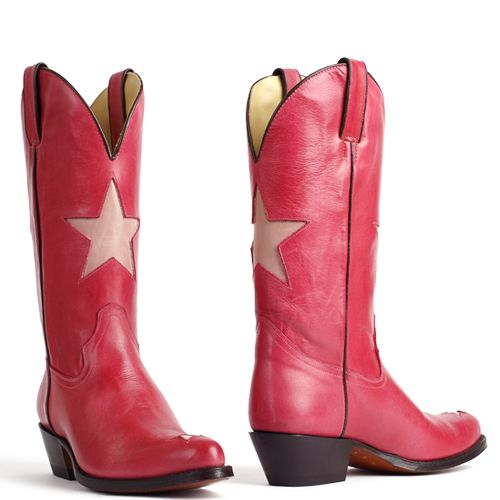 Tony Mora -  Savoy Antique - Dark Pink, often used as cowboy wedding boots. International shipping? E-mail us! http://www.boeties.nl/tony-mora-cowboylaarzen-2135-savoy-antique