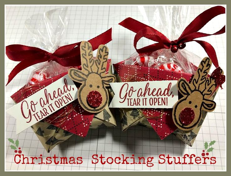 Easy Stocking Stuffers!