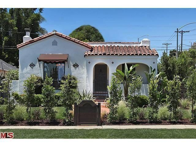 Flipped Spanish Bungalow in Picfair Village - Curbed LA