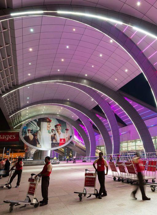 Dubai (DXB) Airport