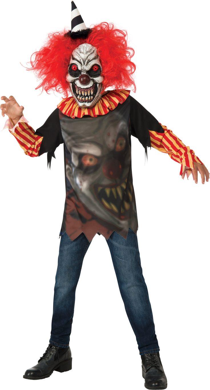 Freako the Clown by Rubie's Costume Co