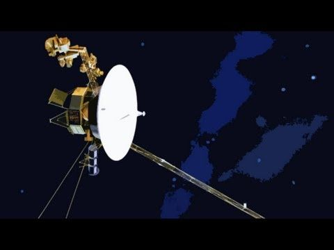 Voyager 1. Launched from Earth in 1977, traveling the cold dead darkness of Space, still working and sending back data as it is about to leave our solar system. Why can't anyone build a car this reliable?!
