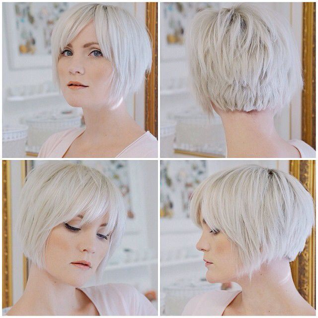 Long Pixie - All Angles, from Whippy Cake This is perfect for grow out stage but my hair seems a lot thicker and might not look as nice