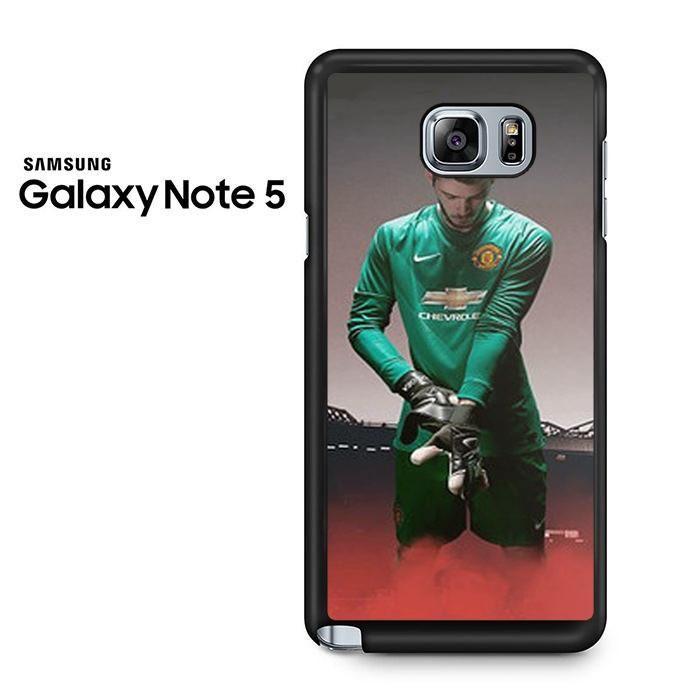 David De Gea Samsung Galaxy Note 5 Case