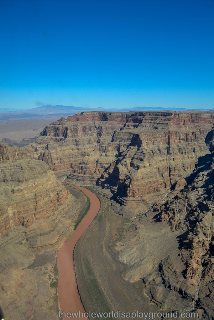 UNESCO World Heritage Sites: Grand Canyon National Park http://www.thewholeworldisaplayground.com/soaring-desert-skies-las-vegas-grand-canyon-helicopter-tour/