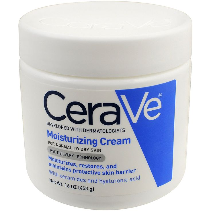 CeraVe Moisturizers, Moisturizing Cream, 16 Ounce -- You can find more details by visiting the image link. (This is an Amazon Affiliate link and I receive a commission for the sales)