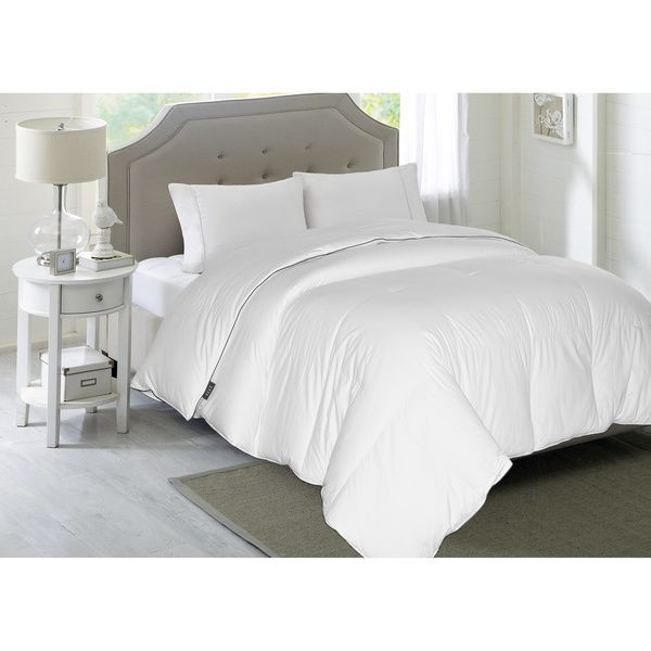 Elle 1200 Thread Count White Down Comforter http://www.overstock.com/10099745/product.html?CID=245307