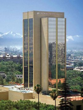 #Hotel: CROWNE PLAZA, Santiago De Chile, . For exciting #last #minute #deals, checkout #TBeds. Visit www.TBeds.com now.