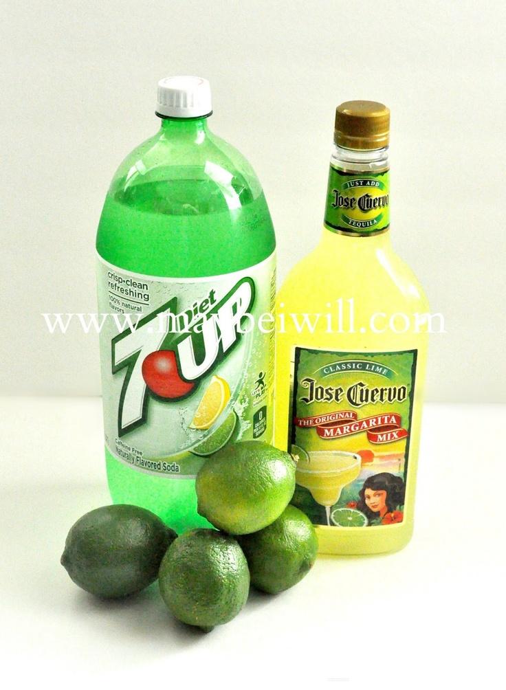Maybe I Will:  Non-alcoholic Lemonadas! Perfect for Cinco De Mayo Fun!!! www.maybeiwill.com