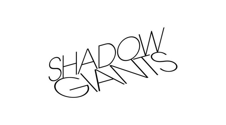 SHADOW GIANTS: Identity for our new sister PR, social media and conversation agency. Launched January 2013.