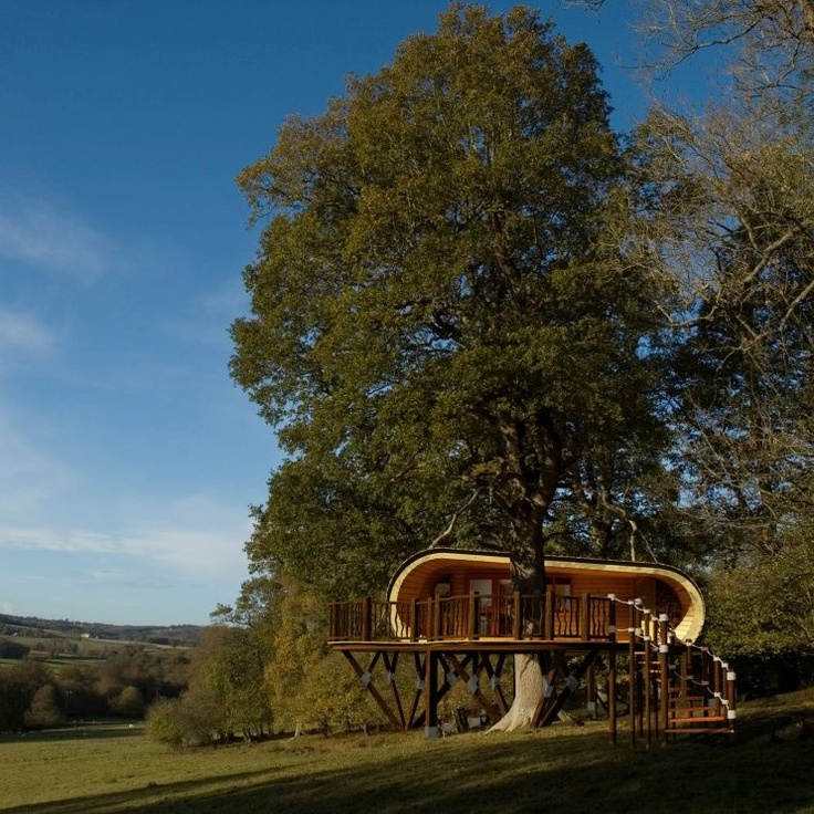 Now Thatu0027s What I Call A Tree House! Eco PERCH Is An Ecological Pre