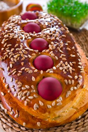 Greek Easter Bread  You can always count on Jenny Jones for the best recipes http://pinterest.com/jennycancook/