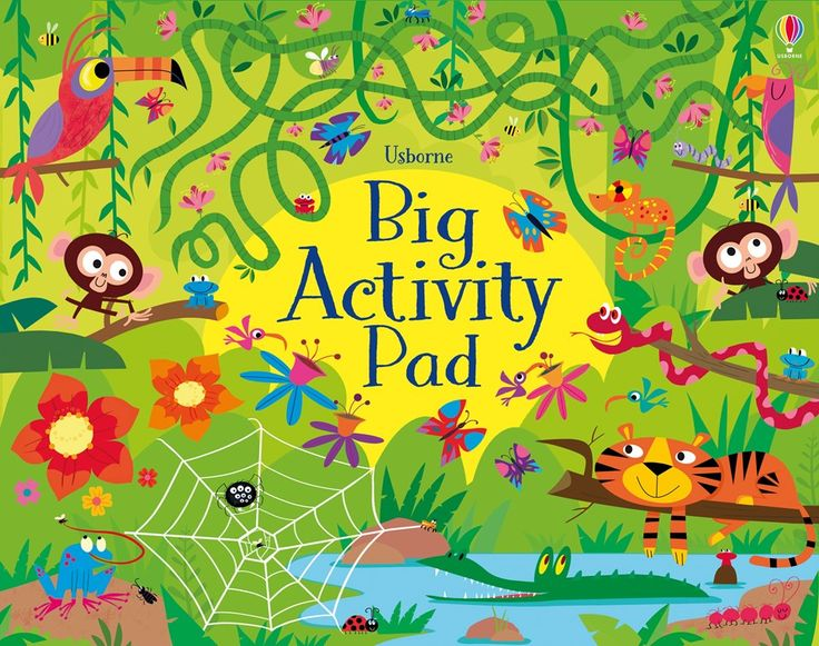 """Find out more about """"Big activity pad"""", write a review or buy online."""