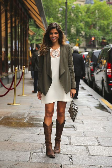 Trendy Taste with #Sendra. See the post: http://trendytaste.com/cowgirl-in-paris/