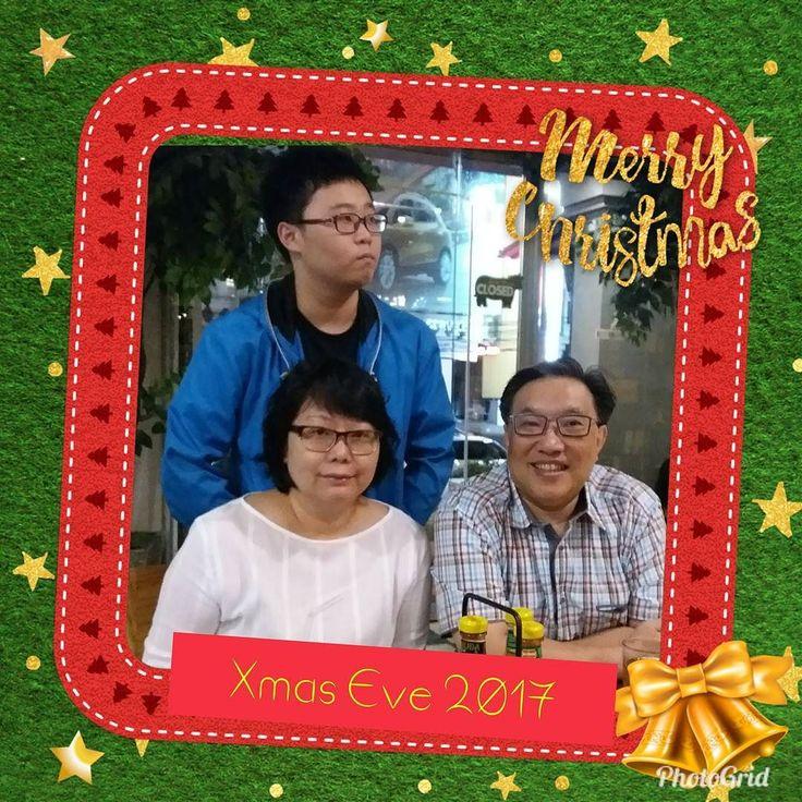 Christmas eve 2017. Cherish every moment. . . . .  #christmas #christmaseve  #abuba  #holiday #christmasdinner  #family #gathering #reunion