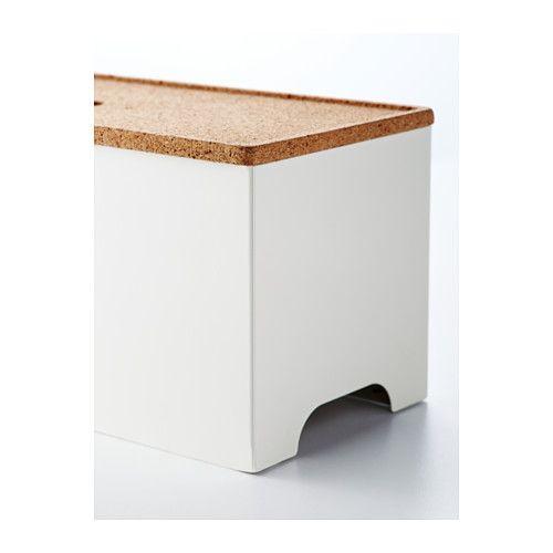 KVISSLE ケーブルマネジメントボックス  - IKEA