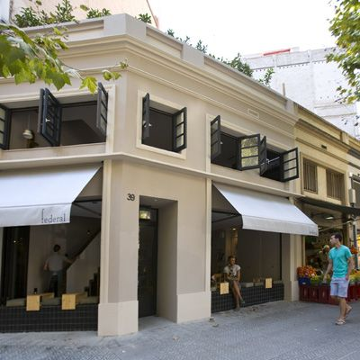 The federal café in Barcelona is a perfect place to enjoy a delicious brunch experience