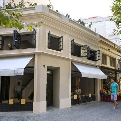 federal café - Barcelona