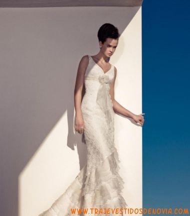 Mejores 73 imágenes de vestidos de novia Canarias en Pinterest ...