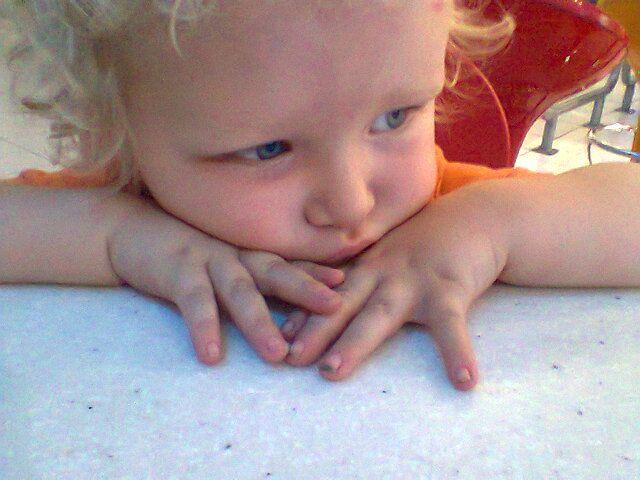boy waiting for icecream