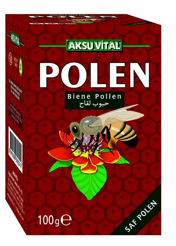 Polen çiçekli bitkilerin erkek üreme hücresi olup, bal arıları tarafından toplanır.  Arının kendi ana besinidir. Polen, protein, karbonhidrat, tüm serbest amino asitler, temel yağ asitleri,  mineral maddeler, B grubu vitaminlerinin tümüne ek olarak C, D, vitaminleri, doğal hormon, enzim, koenzim, pigment, karbonhidrat ve fermentler içermektedir.