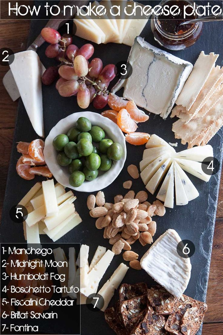 How To Make a Cheese Plate - everything you could possibly need for the most epic cheese plate ever!