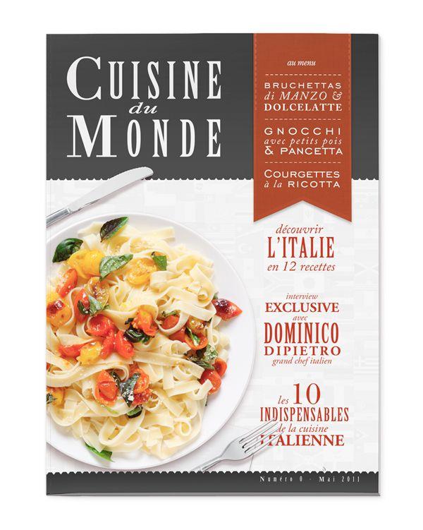 Cuisine du Monde on Behance
