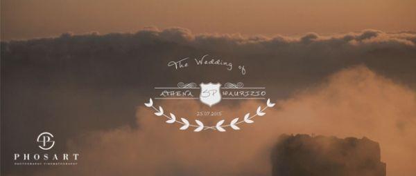 Above the Clouds of Santorini See more http://photographergreece.com/en/cinematography/wedding-trailers #phosart #photography #cinematography #wedding #santoriniwedding #photographergreece #cinematographergreece #videographergreece #weddingvideo