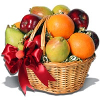 click pin for Colorful Fresh Fruit Basket Delivery in Nashville Tennessee. *Hand selected for the freshest products.