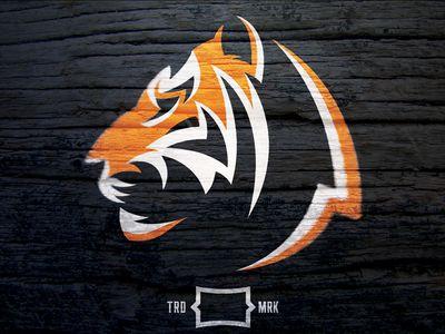 Minimalist Tiger