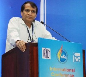 India News Today : Suresh Prabhu inaugurates International Conference on High Speed Rolling Stock