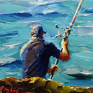 Jurij Frey: Angler