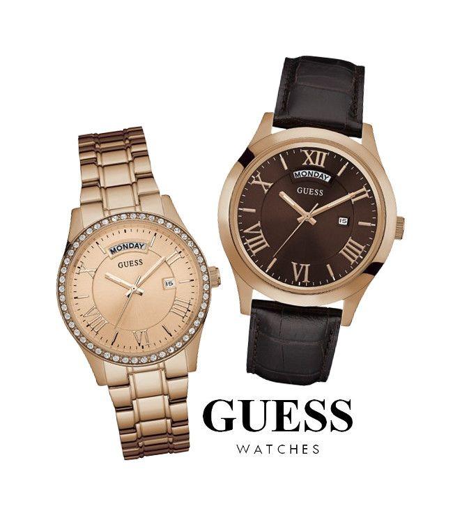Walentynki w Time Trend - Podaruj bliskiej osobie coś wyjątkowego!!! - Salon Time Trend. Zegarki Guess na www.timetrend.pl #zegarek #zegarki #timetrend #walentynki