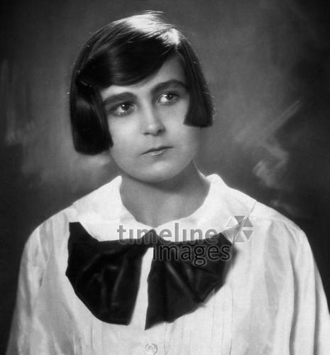 Bob frisur 1920