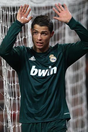 Cristiano Ronaldo Real Madrid www.classicfootballshirts.co.uk