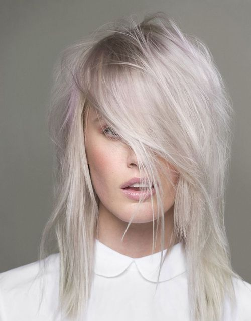 cool blonde lovely colour