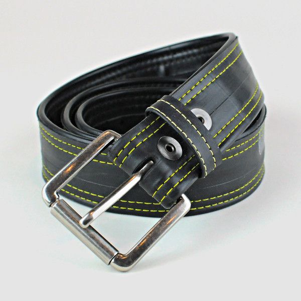 Recycled Inner Tube Belt