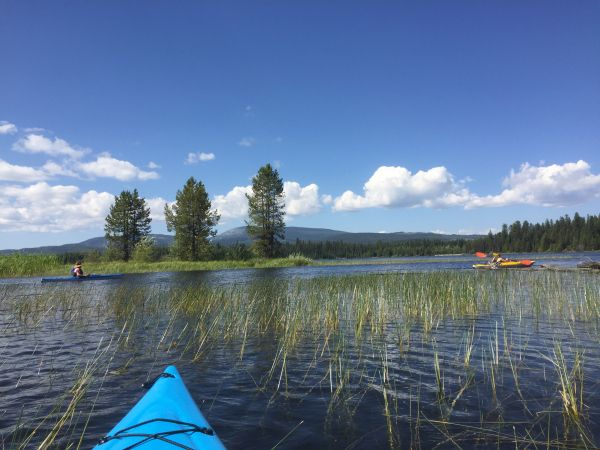 A quick video highlighting our basic safety gear for kayaking in the Okanagan.