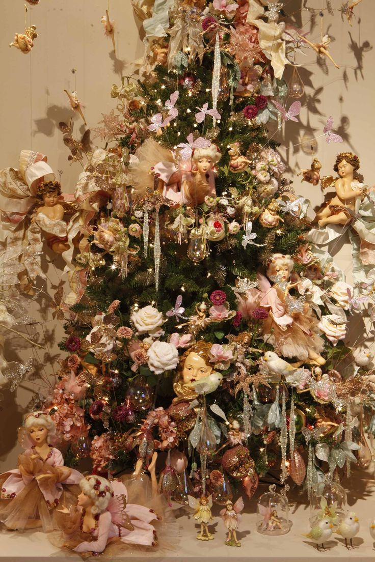 Country christmas decorations 2014 - Goodwill Christmas Showroom 2014 Fairies Collection