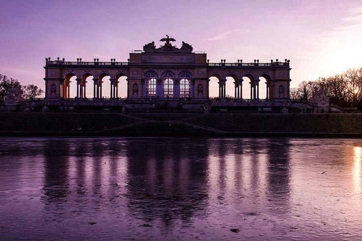 The Gloriette at Schönbrunn Palace, Vienna - Ph. Mattia Aquila www.aquilamattia.it
