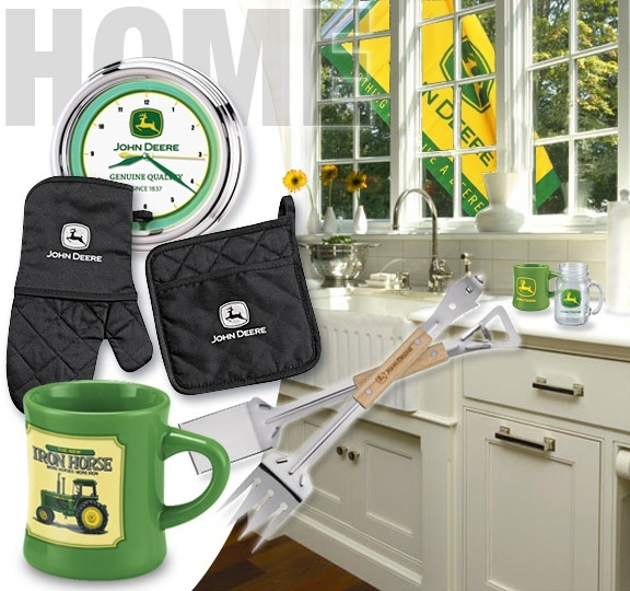 John Deere Kitchen Ideas: John Deere Toys, Hats, Shirts, Replicas