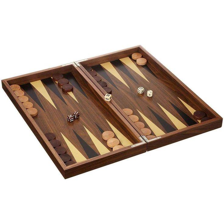Spiele Backgammon