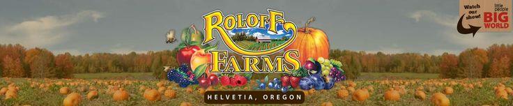 The Roloff Family | Matt Roloff | Amy Roloff | Roloff Farms | Helvetia, Oregon | Little People Big World