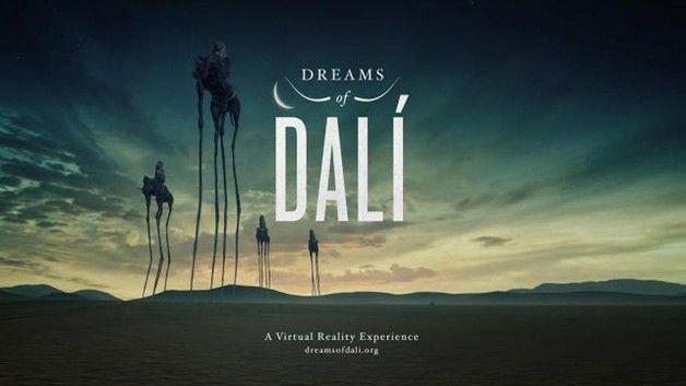 Realtà virtuale, un viaggio nei quadri di Salvador Dalì - La Stampa