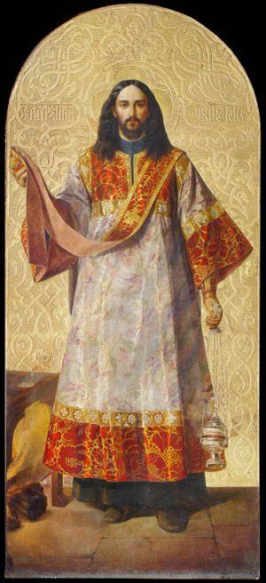 Архидиакон Лаврентий